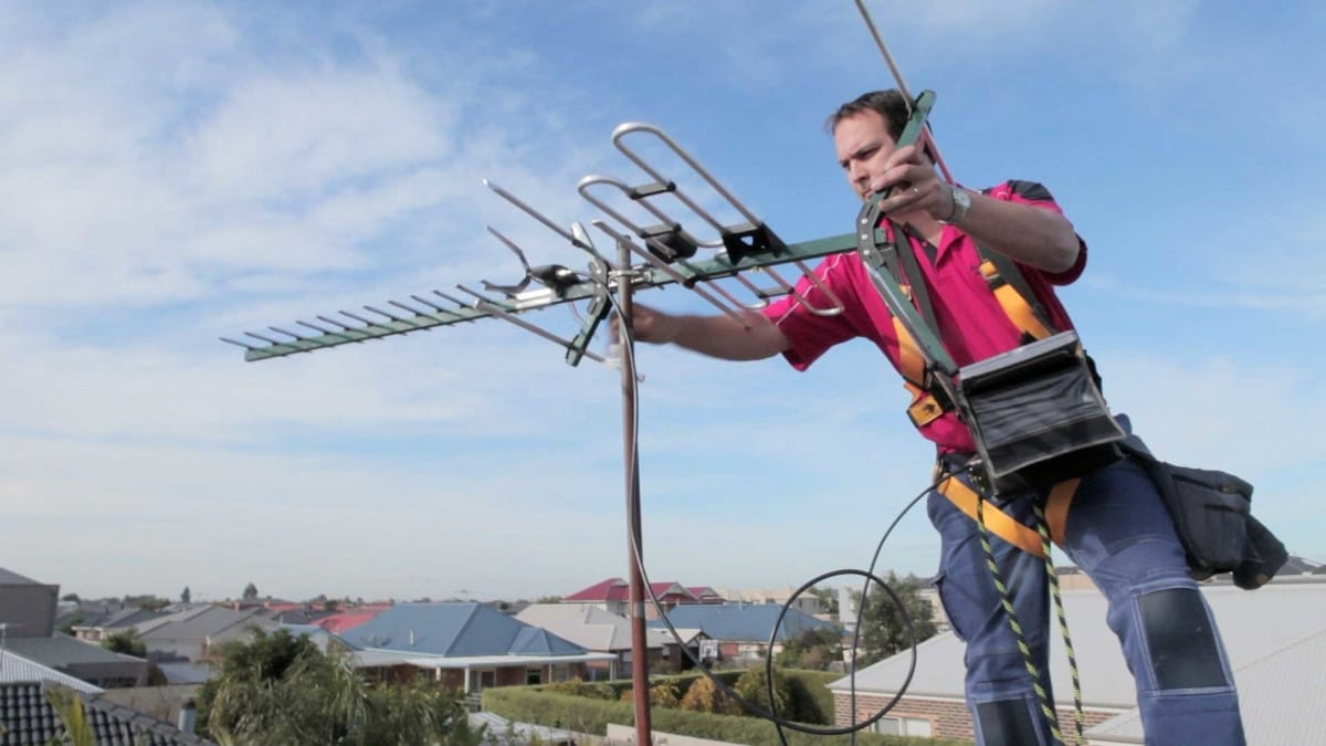 TV Aerial Installation Services