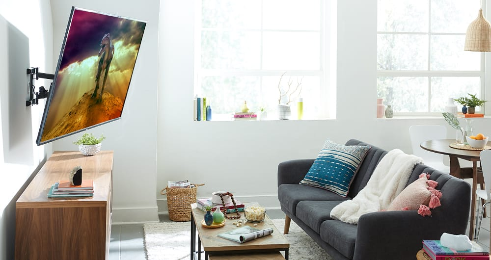 Best TV Wall Mounting service that can install a tv with no mess